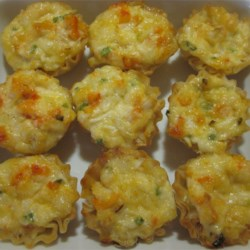 crab canapes recipe