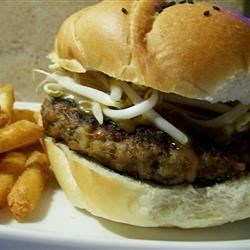 Old Chinatown Pork Burgers Recipe