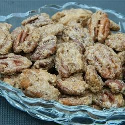 Photo of The Best Roasted Pecans by cookinmama