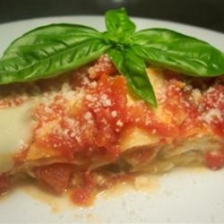 Photo of Tammy's  Favorite Lasagna by Tammy