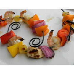Pineapple Shish Kebobs Recipe