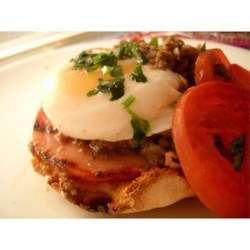 Photo of New Orleans Brunch Eggs by Cindy Sandine