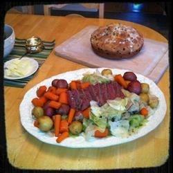 St. Patrick's Day Dinner 2012