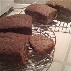 Banana Bars:: Loaf Cake Version