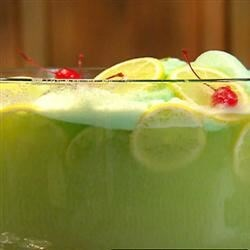 Photo of Lime Sherbet Punch by James Noble