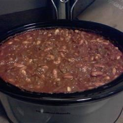Easy Chili III Recipe