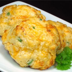 Red Pepper Biscuits