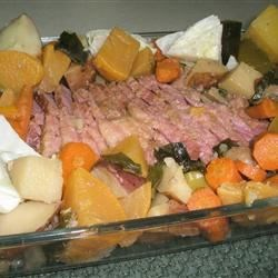 Kosher-Style Corned Beef Recipe