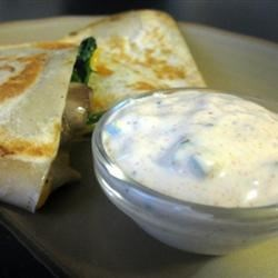 Quesadilla Jalapeno Spread Recipe