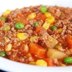 Photo of Pork Picadillo by lola