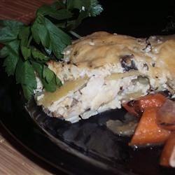 Photo of Potato and Shiitake Mushroom Gratin by Christine L.