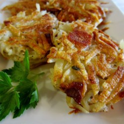 Bacon Potato Pancakes Recipe