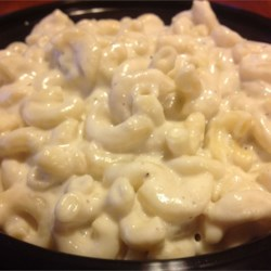 Bleu Cheese Macaroni Recipe
