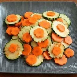 Photo of Mexican Cucumber and Carrot Salad by kellieann