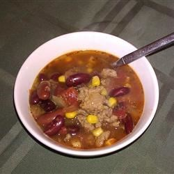 Easy Turkey Taco Soup Recipe