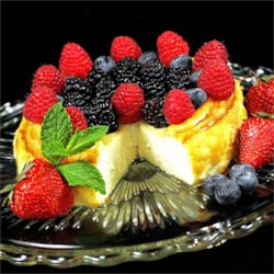 New York Italian Style Cheesecake  Recipe