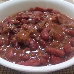 Gramma Beaton's Brown Sugar Beans Recipe