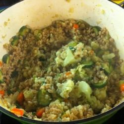 Photo of King Tut's Cauliflower Farro by vburrito