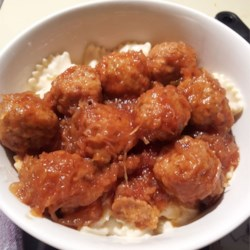 Sweet and Sour Meatballs III Recipe