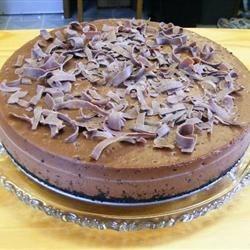 Chocolate Cheesecake!