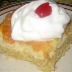 Photo of Pineapple Angel Food Cake II by KEEBLER5