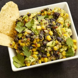 corn and black bean guacamole printer friendly