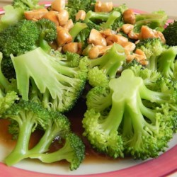 Asian recipes allrecipes broccoli with garlic butter and cashews recipe and video a new recipe a neighbor gave forumfinder Gallery