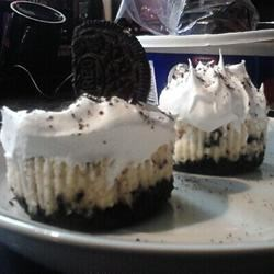 Oreo Cheesecupcakes