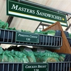 The Masters Pimento Cheese Sandwich