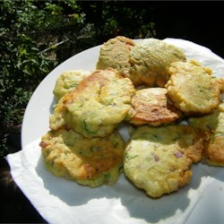 Okra Patties