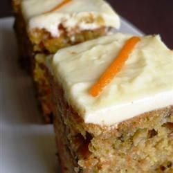 Carrot Pineapple Cake III Recipe