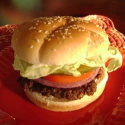 Best Burger Ever Recipe