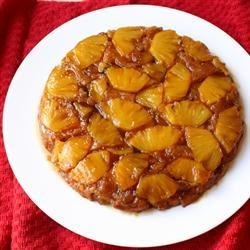 Chef John's Pineapple Upside-Down Cake