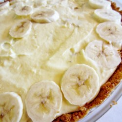 Banana Cream Pie IV Recipe