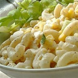 Photo of Nell's Macaroni Salad by Annelle Majeran