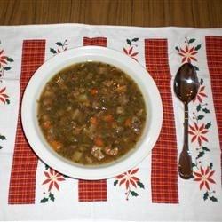 Authentic Pepper Pot Soup Recipe | Recipe Geeker