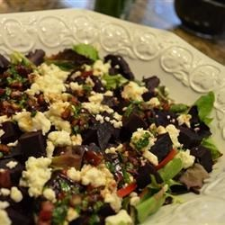 Roasted Beets with Feta Recipe