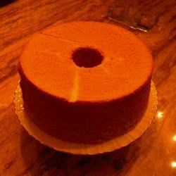 Passover Sponge Cake Recipe