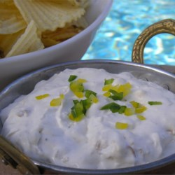 Aunt Faith's Clam Dip Recipe