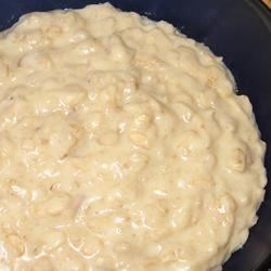 Butterscotch Oatmeal