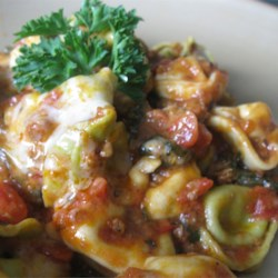 Cheesy Italian Tortellini Recipe