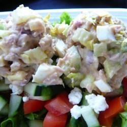 new wife tuna salad printer friendly