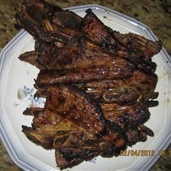Easy and Simple Korean BBQ Ribs Recipe
