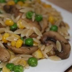 Mendi's Favorite Orzo Recipe