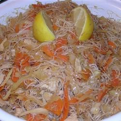Quick and Easy Pancit