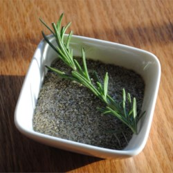 Robert's Rosemary Rub Recipe