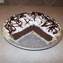 Nancy's Chocolate Fudge Pie Recipe