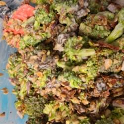 alysons broccoli salad photos