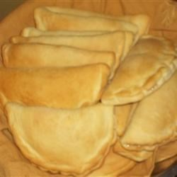 Apricot-Filled Empanaditas
