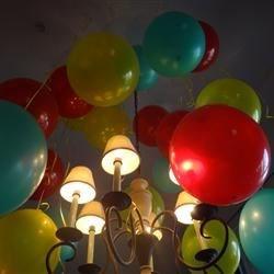 Retro Party Birthday - Balloons